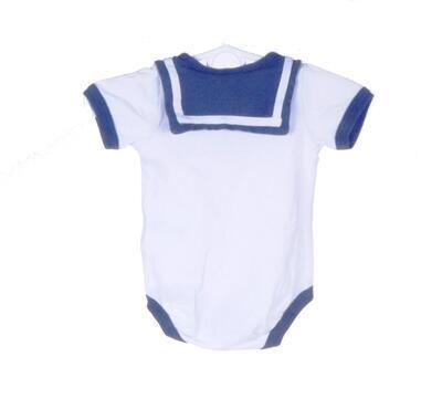Body krátký rukáv velikost 56 Baby - 2