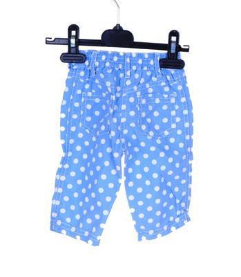 Plátěné kalhoty velikost 68 Marks&Spencer - 2