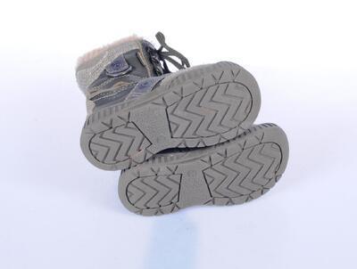 Vysoké boty velikost 21 (13,5cm) - 3