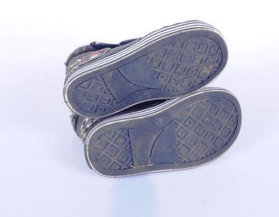 Vycházková obuv kotníček zatepl. velikost 24 (15,5cm) Norn - 3