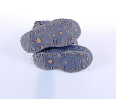 Vysoké boty velikost 22 (14,5cm) - 3