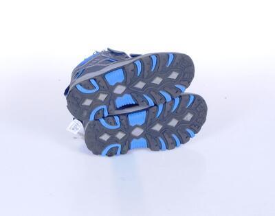 Vycházková obuv kotníček zatepl. velikost 33 (21,5cm) - 3