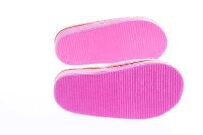 Chlupatá domácí obuv  velikost 24 (15,5cm) - 3